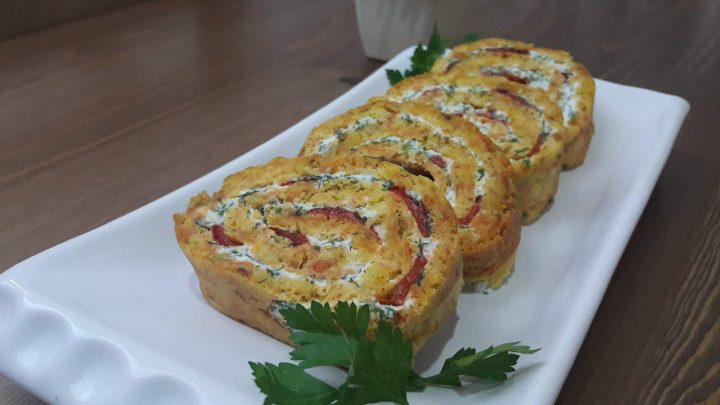 Rulo Salata Kek