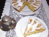 Elmalı Tarçınlı Tart Kek