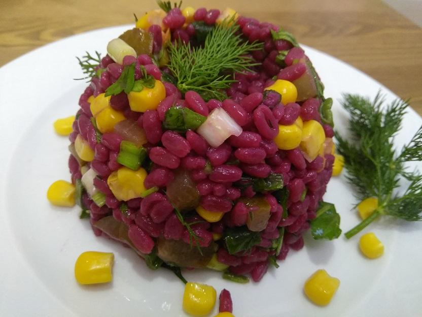 Şalgamlı Bulgur Salatası (Mor Salata)