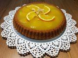 Portakal jöleli tart kek tarifi ve videolu tam anlatımlı tarifi