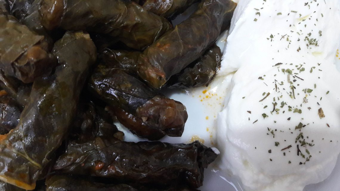 Pazı Sarması Tarifi (Vegetable dinner recipe)