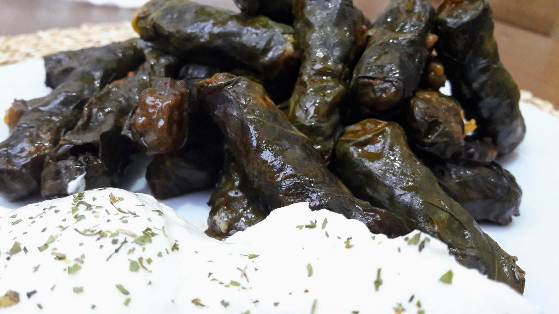 Pazı Sarması Tarifi (Vegetable dinner recipe)
