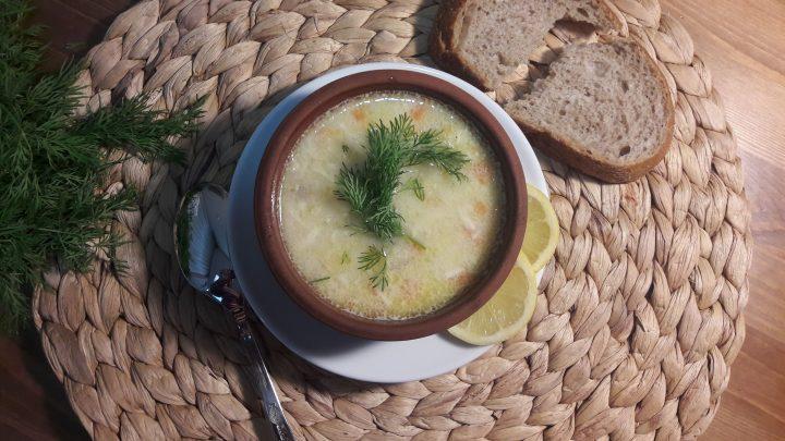 Balık Çorbası Tarifi (Soup Recipe) (Ciorba de peste)