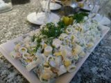garnitürlü makarna salatası tarifi videolu anlatımı