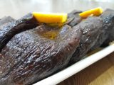 Kuru Patlıcan Dolması Tarifi (Eggplant stuffed with rice)