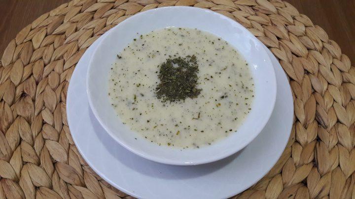 Ayran Aşı Çorbası Tarifi (Yoğurt Soup Recipe)