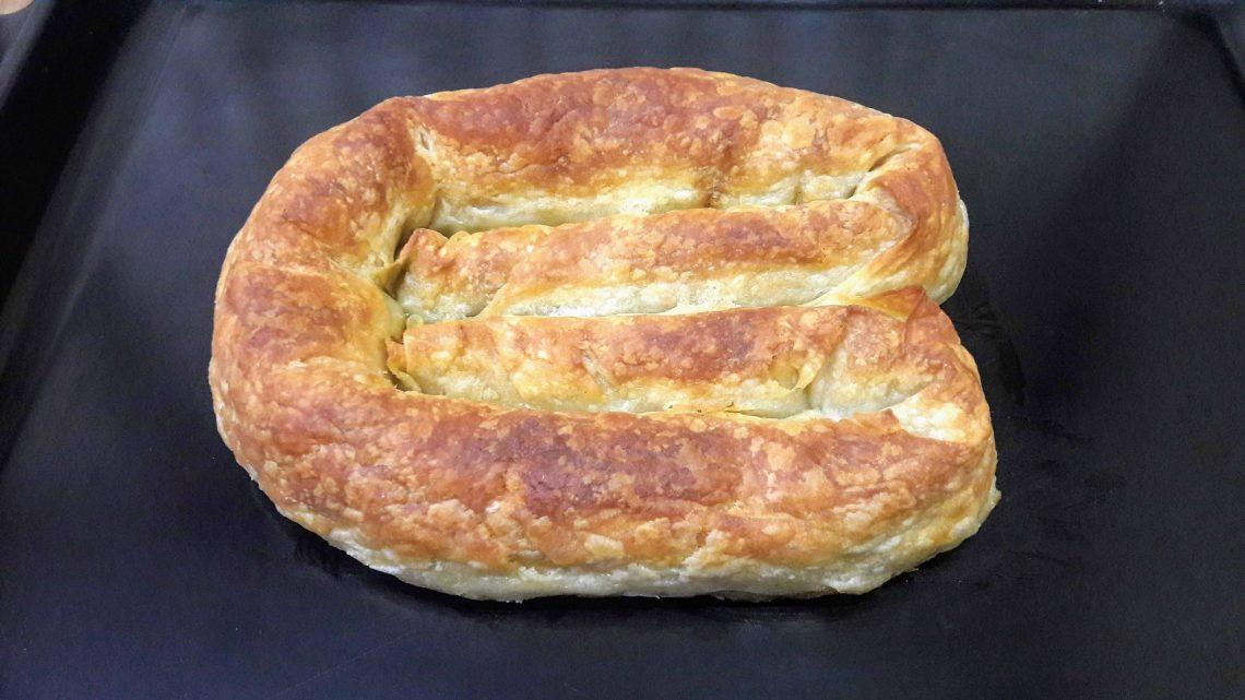 Kıymalı Kol Böreği Tarifi (minced meat in savoury pastry)