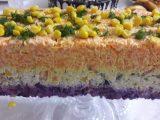 3 Renkli Salata Tarifi ve videolu Yapılışı