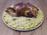 Fırında Bütün Tavuk Kızartma Tarifi | Roast Chicken Recipe |