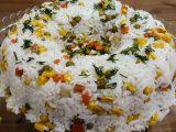 sebzeli pirinç pilavı tarifi videolu anlatımı