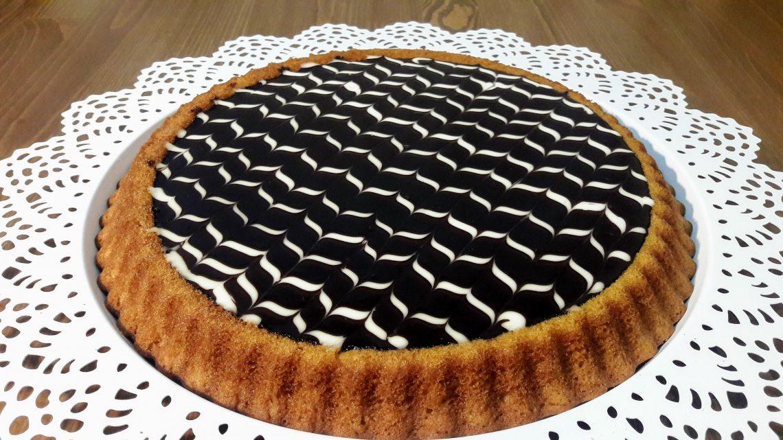 Çikolatalı Tart Kek tarifi  | Chocolate Tart Cake Recipe |