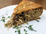 Perde Pilavı Tarifi (Turkish Amazıng Rice Recipe)