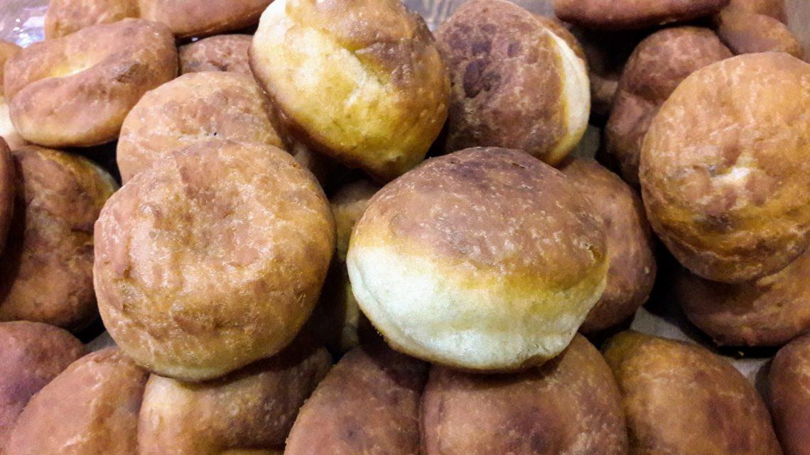 Mayasız Pişi tarifi (Breakfast Pastry Recipe)