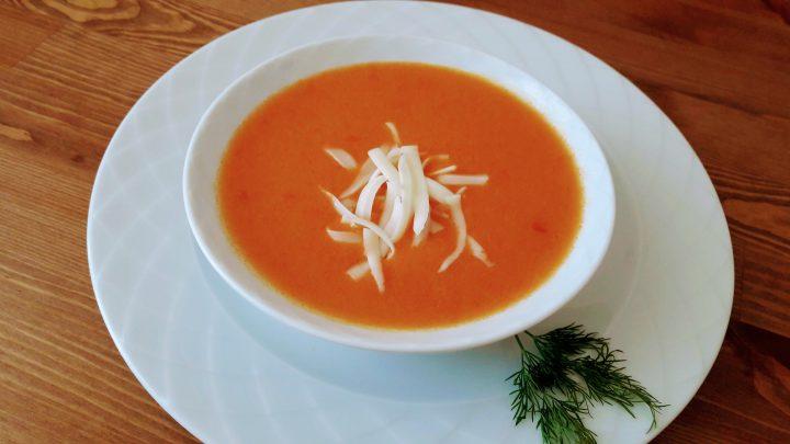 Domates Çorbası Tarifi | Tomato soup recipe |