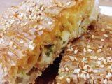 Baklavalık hazır yufkadan Peynirli Pileli Börek Tarifi BÖrek çeşitlerinin en yenisi tam anlatımlı video tarifi