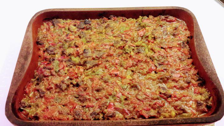 Orjinal PATLICAN KOVALAMA Yemeği |  Patlıcanlı Yemekler