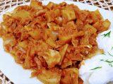 Kapuska Yemeğinin tarifi Kapuska Nasıl Ypaılır