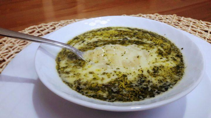 Terbiyeli Arpa Şehriye Çorbası Tarifi