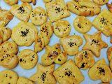 Ağızda dağılan tuzlu kurabiye tarifi kıyır kıyır