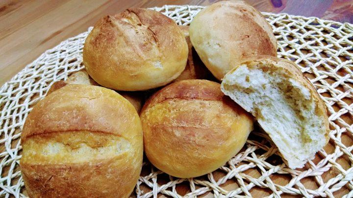 Evde Yuvarlak Somun Ekmek Yapılışı