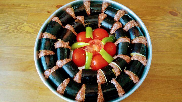 Antep Usulü Patlıcan Kebabı Tarifi