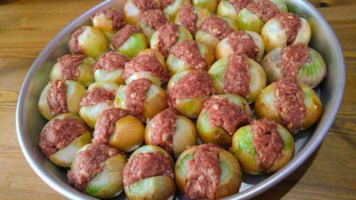 Antep Usulü Soğan Kebabı Tarifi