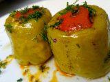 Biber dollması tarifi türk yemekleri