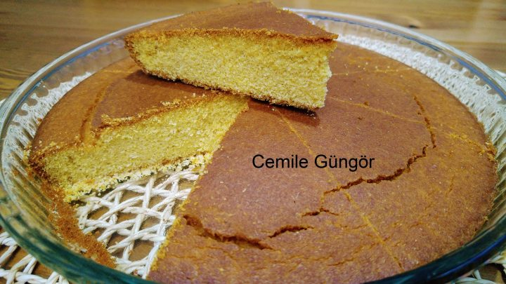 Kek Gibi Yapılan Mısır Ekmeği Tarifi