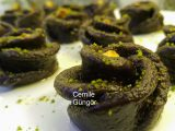 Kakaolu Gül Tatlısı Tarifi (Şerbtli)