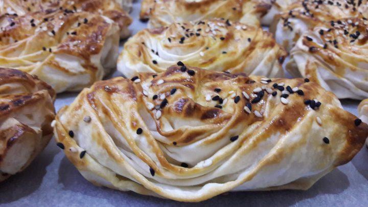 Midye Börek Tarifi ( Mussel Fritters Recipe)