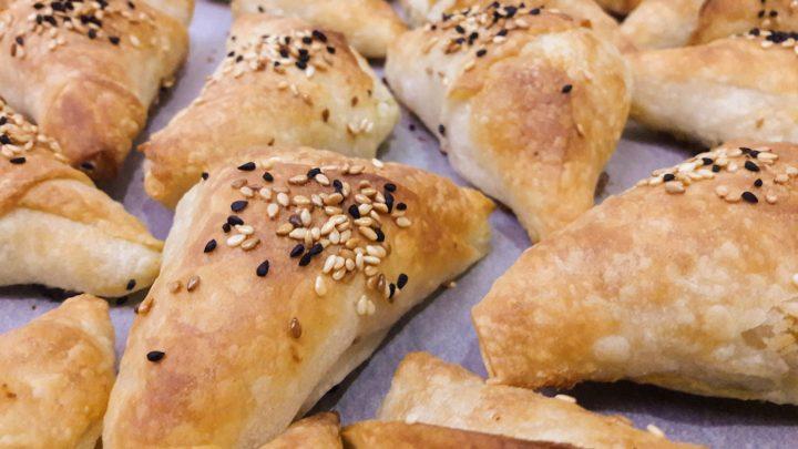 Peynirli Muska Böreği Tarifi | Cheesy Pastry Recipe |