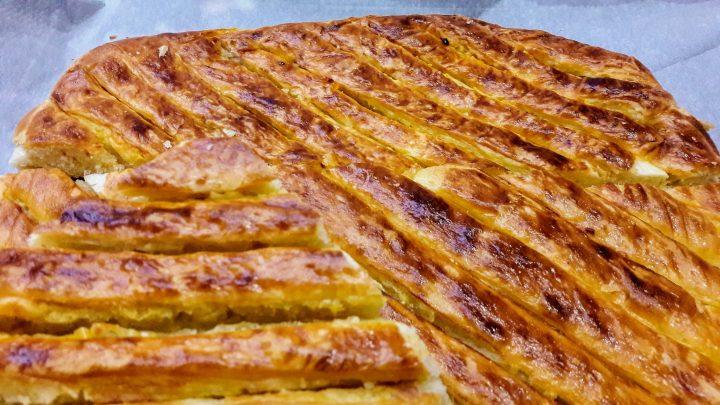 Kat Kat Sivas Katmeri Tarifi | Delicious Pastry Recipe |