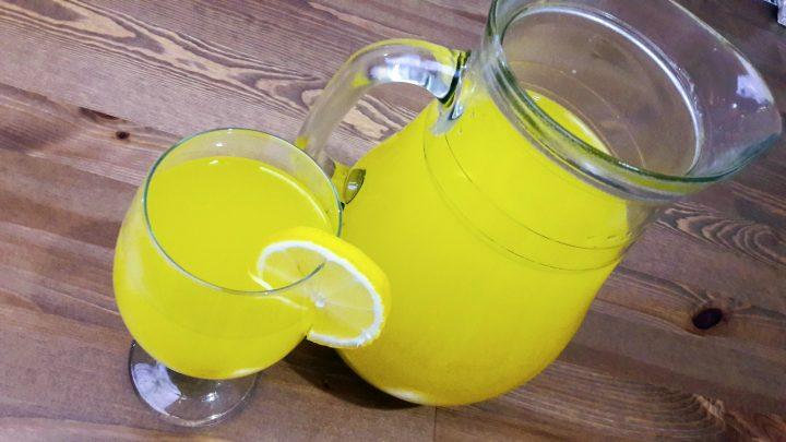 Acı Olmayan Ev Yapımı Limonata Tarifi