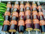 Mangalda patlıcan kebabı nasıl yapılır tam tarif